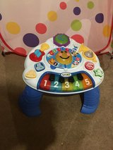 Baby Sit & Stand Activity Table in Oswego, Illinois