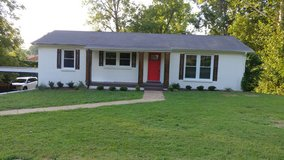 Ranch style on large lot in North Clarksville in Fort Campbell, Kentucky