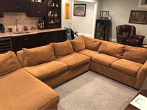 large sectional in Bartlett, Illinois