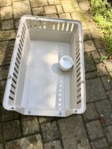 Live Animal Crate w/Bowl for food or water in Naperville, Illinois