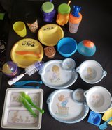 Baby Toddler Unisex Cups Plates bowls Lot in Clarksville, Tennessee