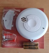 Brand new Smoke alarm with batteries in Ramstein, Germany