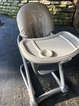 chicco high chair in Bartlett, Illinois