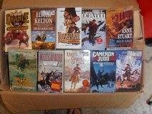 WESTERN PAPERBACKS (150) IN ALL in Fort Campbell, Kentucky