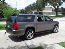 Safe 4 Vacation. GMC YUKON XL, 3rd Row in Kingwood, Texas
