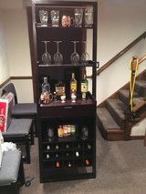 Wine and Bar unit from Pottery Barn in Naperville, Illinois