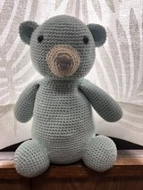 Handmade teddy bear/ organic cotton in Okinawa, Japan