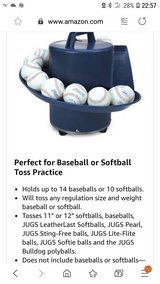 Softball &Baseball Toss Machine in Camp Lejeune, North Carolina
