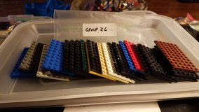 25 Lego 6 x 10 Plates Group 26 in Chicago, Illinois