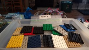 18 Lego 6 x 8 Plates Group 47 in Chicago, Illinois
