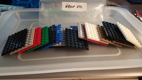 18 Lego 6 x 8 Plates Group 50 in Chicago, Illinois