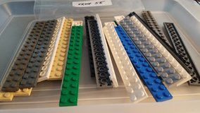 23 Lego 2 x 16 Plates Group 55 in Chicago, Illinois