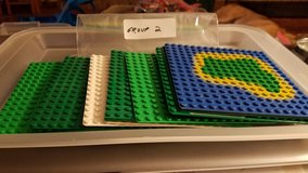 10 Lego 16x16 Plates Group 2 in Chicago, Illinois