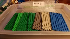 7 Lego 8x16 Plates Group 3 in Chicago, Illinois