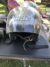 2 motorcycle helmets in Chicago, Illinois