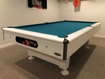 Kasson Pool Table in Chicago, Illinois