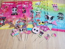 Beanie boo birthday decorations in Chicago, Illinois