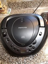 Portable Radio and CD Player in Spring, Texas