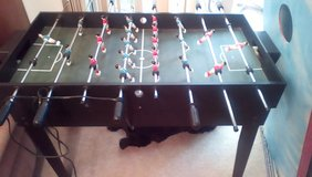 All in One Fuseball Airhockey Air Hockey Game table VERY NICE in Glendale Heights, Illinois