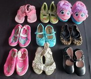 Size 7 Toddler girls shoes , sandals, boots in Fort Campbell, Kentucky