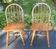 2 Dining Room Chairs in Bartlett, Illinois