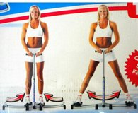 Leg Magic Exercise Machine Lower Body Fitness Work in Chicago, Illinois