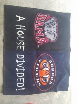 House Divided Alabama and Auburn Floor Mat in Bel Air, Maryland