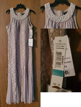 New with Tags - Social Dress - Champagne - Size 16 in Naperville, Illinois