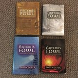 Artemis Fowl Books - First 4 in Series! in Naperville, Illinois