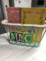 Book holder in The Woodlands, Texas