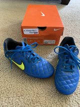 Nike JR Tiempo Rio 2 Youth Soccer Cleats in Plainfield, Illinois