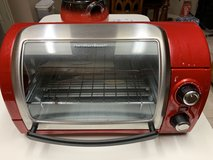 ***RED Hamilton Beach Toaster Oven*** in Kingwood, Texas