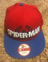 Spider-Man New Era 9Fifty Snapback Hat, OSFM in Fort Campbell, Kentucky
