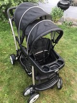 Graco sit and stand stroller in Ramstein, Germany