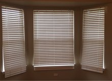 """2"""" Faux Wood Blinds in Chicago, Illinois"""