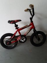 Young Boy's Bike in Westmont, Illinois