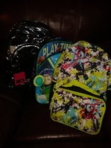 Backpacks in The Woodlands, Texas