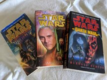 Star Wars paperback books in Westmont, Illinois
