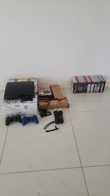 PS3 with Games in Ramstein, Germany
