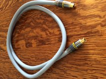 Monster Cable M1000SV Sliver Video S-Video 1 Meter in Westmont, Illinois