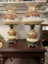 Antiquish two each brown, cream marvel with bras feet in Fort Knox, Kentucky