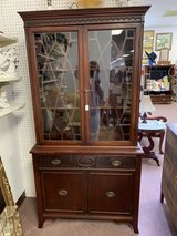 Antiquish hutch wooden in Fort Knox, Kentucky