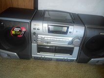 boombox radio with. d player in Wilmington, North Carolina