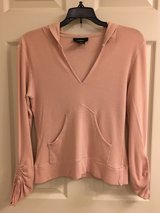 Express Pink Thermal Hooded Top, Sz M in Fort Campbell, Kentucky