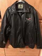Corvette C6 Leather Bomber Jackets in Fort Campbell, Kentucky
