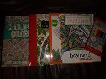 Coloring for adults lot 2 in Spring, Texas