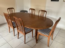 Wooden Dining Chairs *dining table not included in Ramstein, Germany