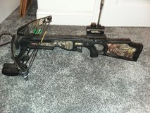 Horton crossbow in Fort Leonard Wood, Missouri