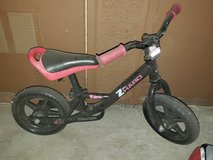 Kids balance bike in Travis AFB, California