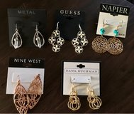 New fashion earrings, $3/each in Chicago, Illinois